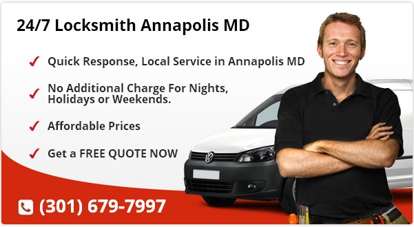 24 Hour Locksmith Annapolis MD